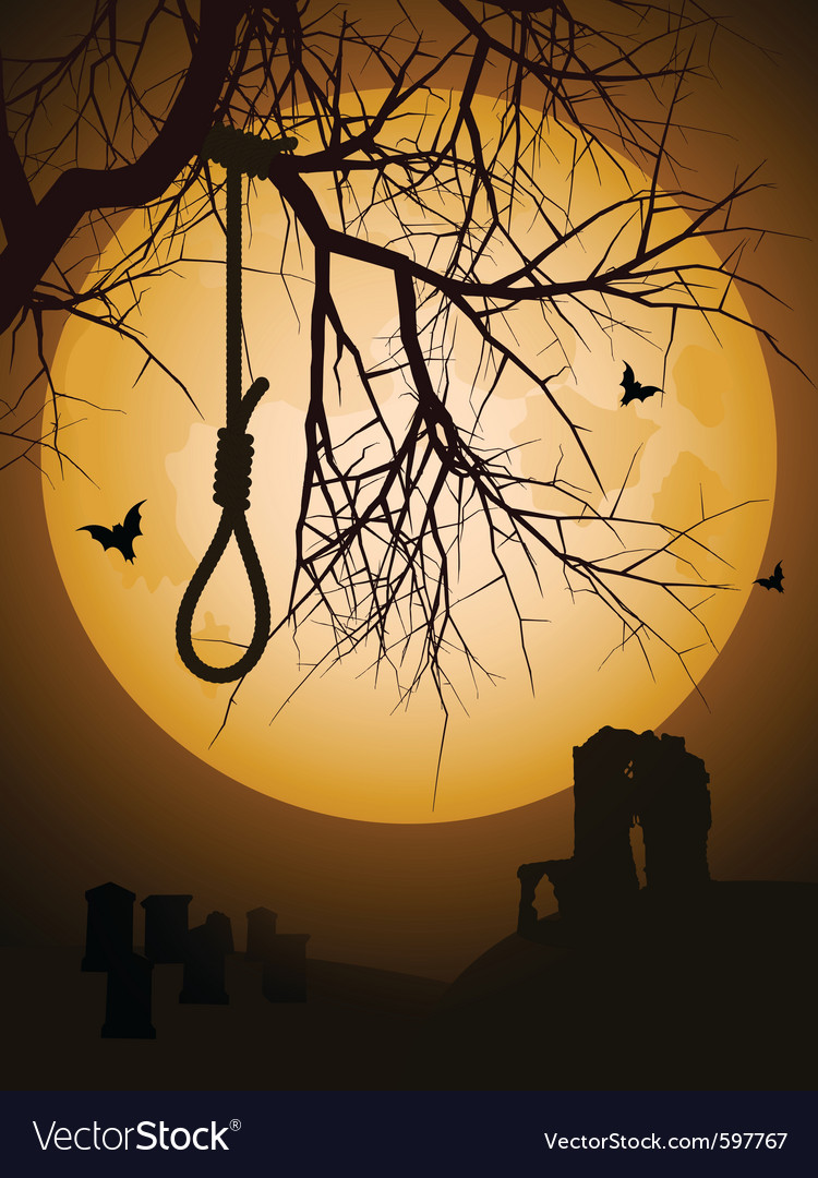 Hangmans noose vector | Price: 1 Credit (USD $1)