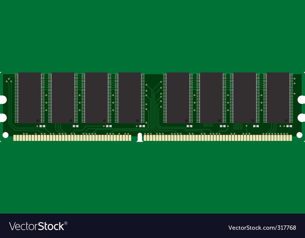 Memory stick vector | Price: 1 Credit (USD $1)