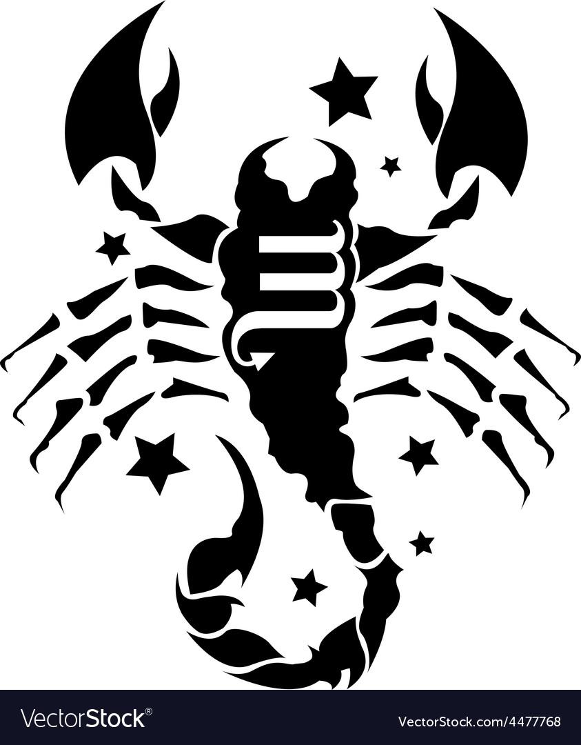 Scorpion vector | Price: 1 Credit (USD $1)