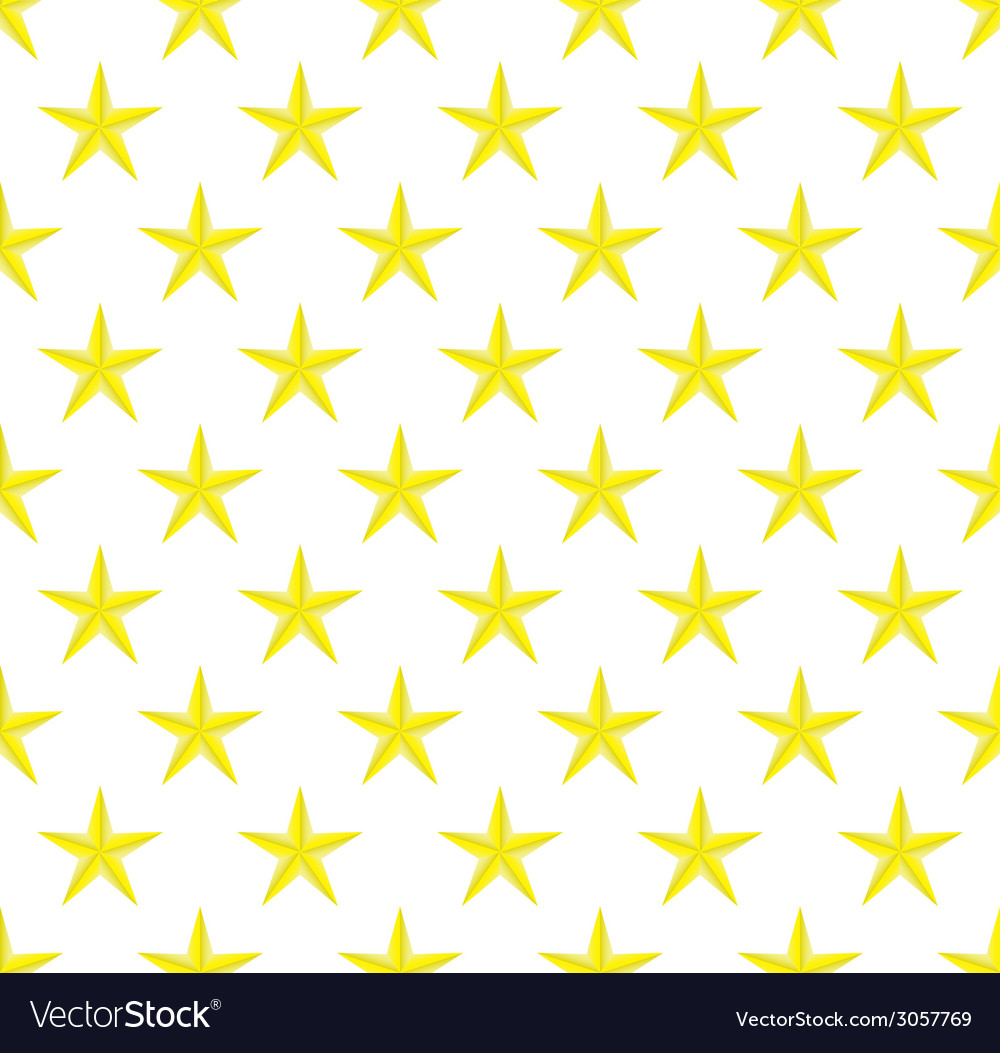 Texture of gold stars vector | Price: 1 Credit (USD $1)