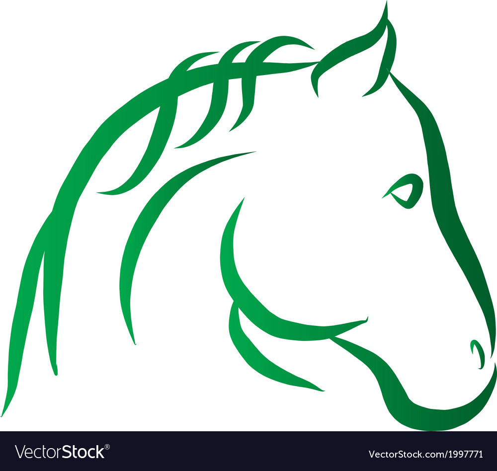 Horse01 vector | Price: 1 Credit (USD $1)
