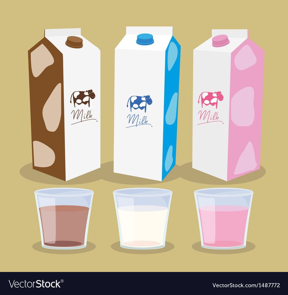 Milk vector | Price: 1 Credit (USD $1)