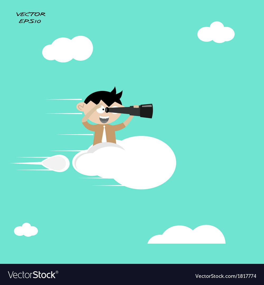 Cartoon concept vector | Price: 1 Credit (USD $1)