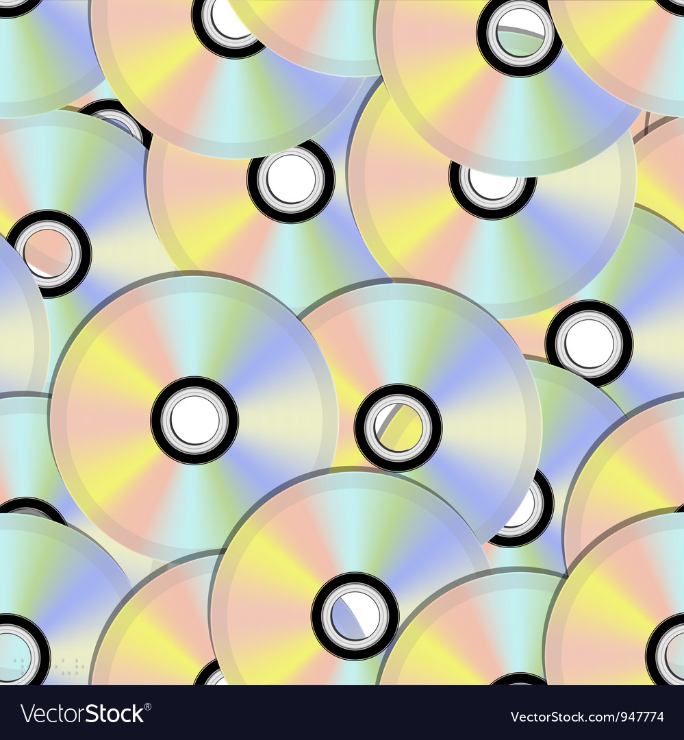Compact discs vector | Price: 1 Credit (USD $1)