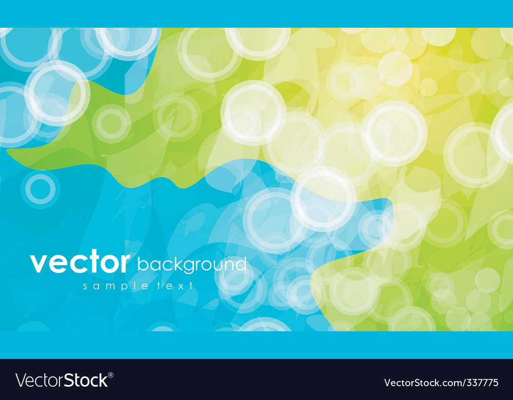 Modern elements background vector | Price: 1 Credit (USD $1)