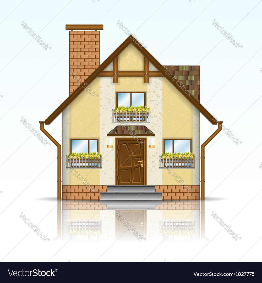 Real estate vector | Price: 3 Credit (USD $3)