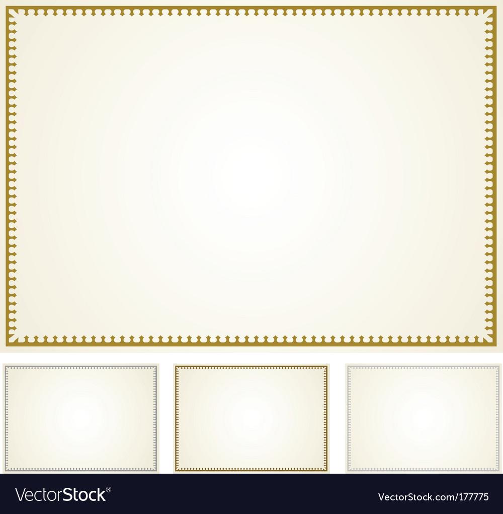 Set of border frames vector   Price: 1 Credit (USD $1)