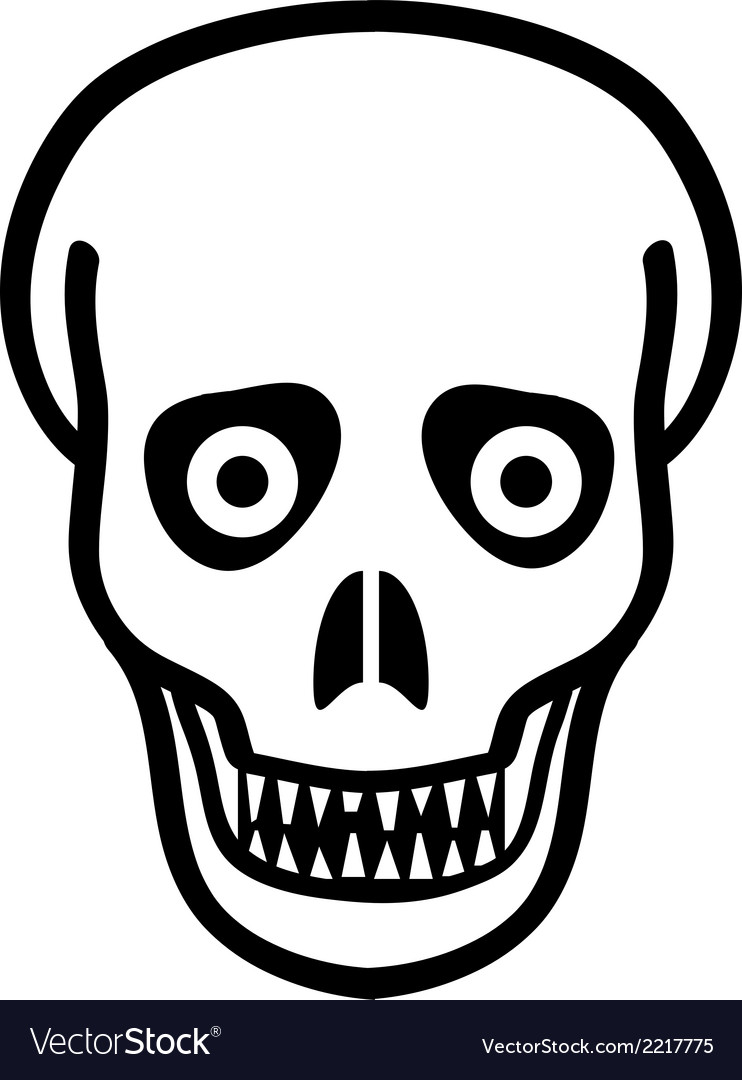 Zombie icon vector | Price: 1 Credit (USD $1)