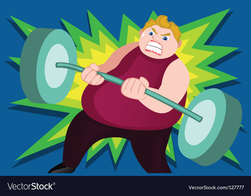 Heavy weight vector | Price: 1 Credit (USD $1)
