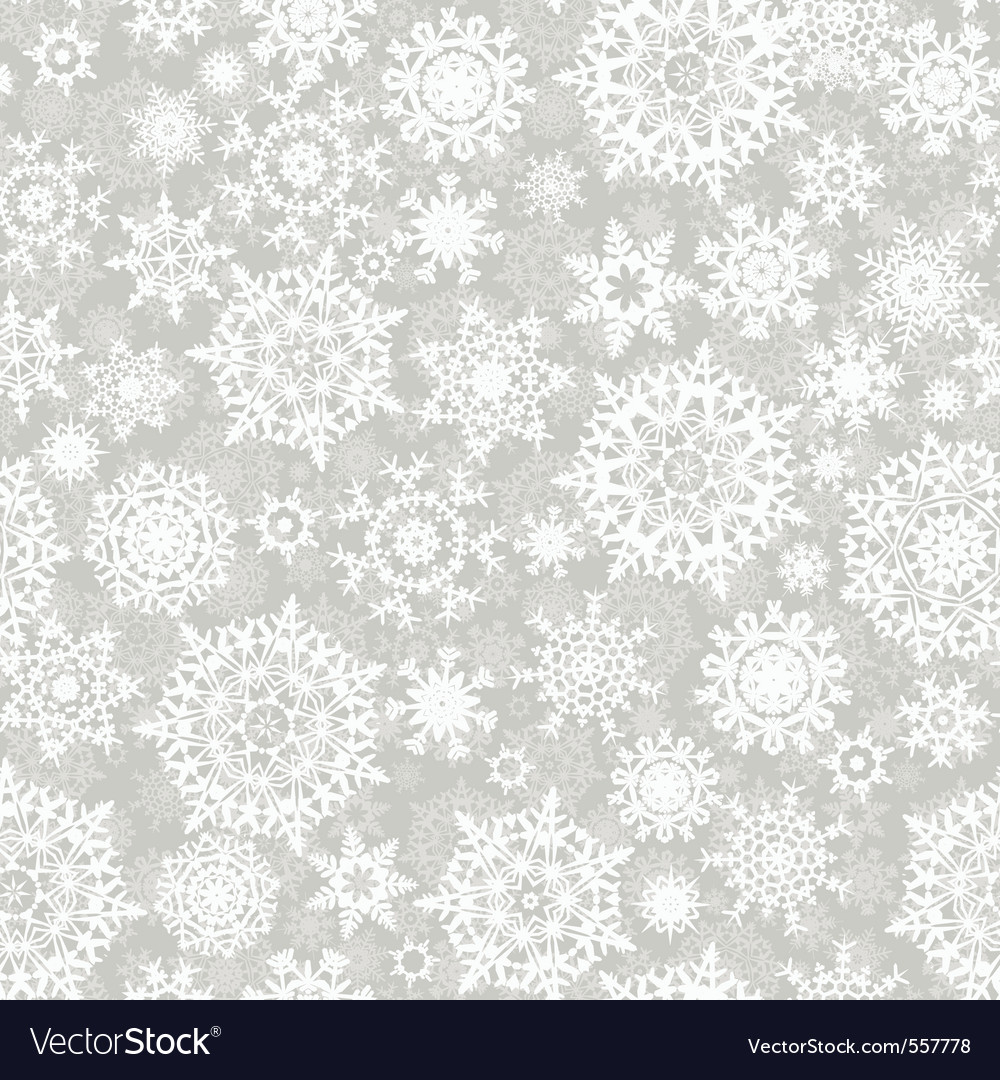 Christmas snowflake pattern vector | Price: 1 Credit (USD $1)