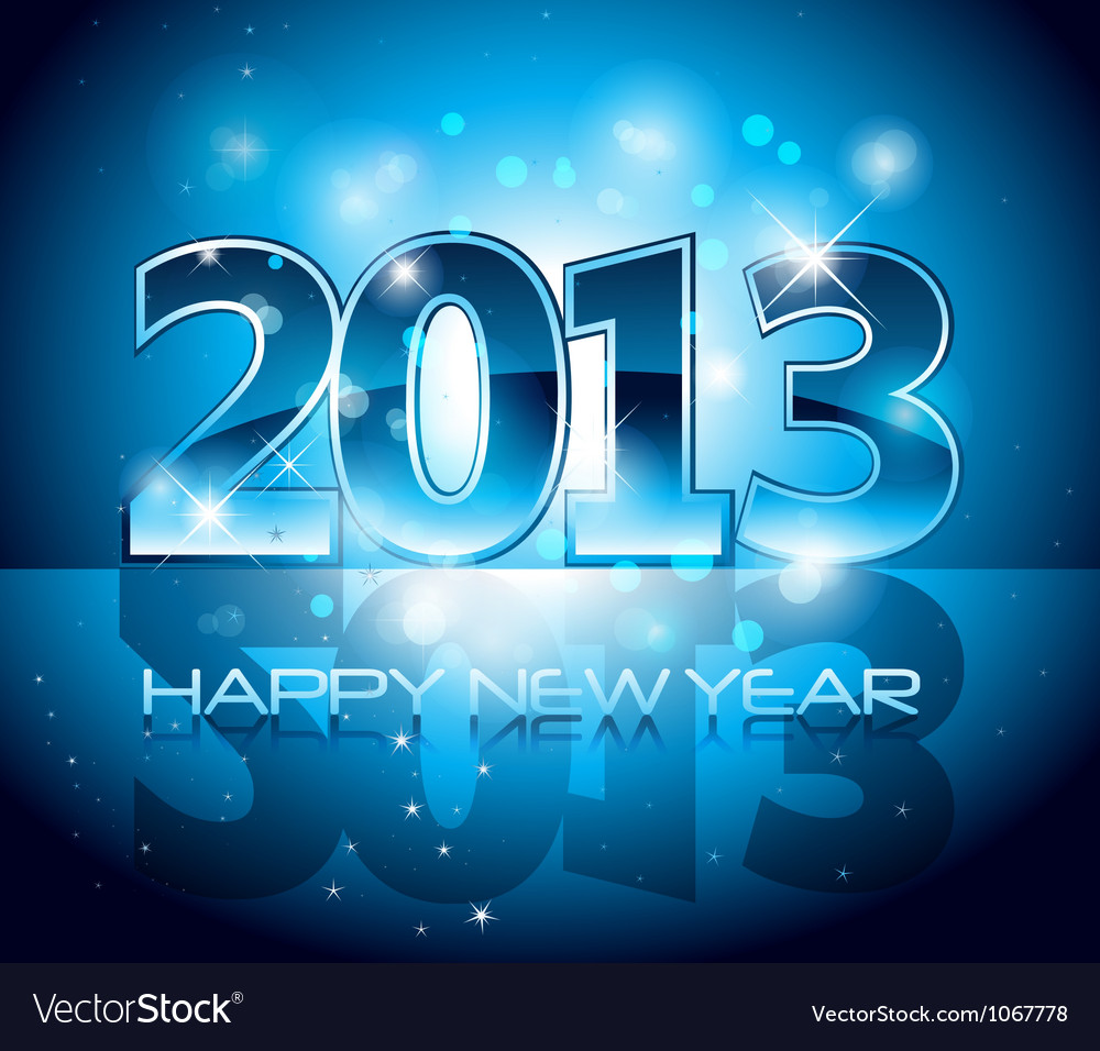 New year eve background vector | Price: 1 Credit (USD $1)