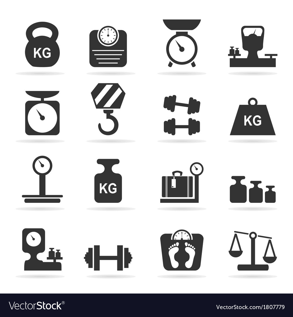 Scales an icon vector | Price: 1 Credit (USD $1)