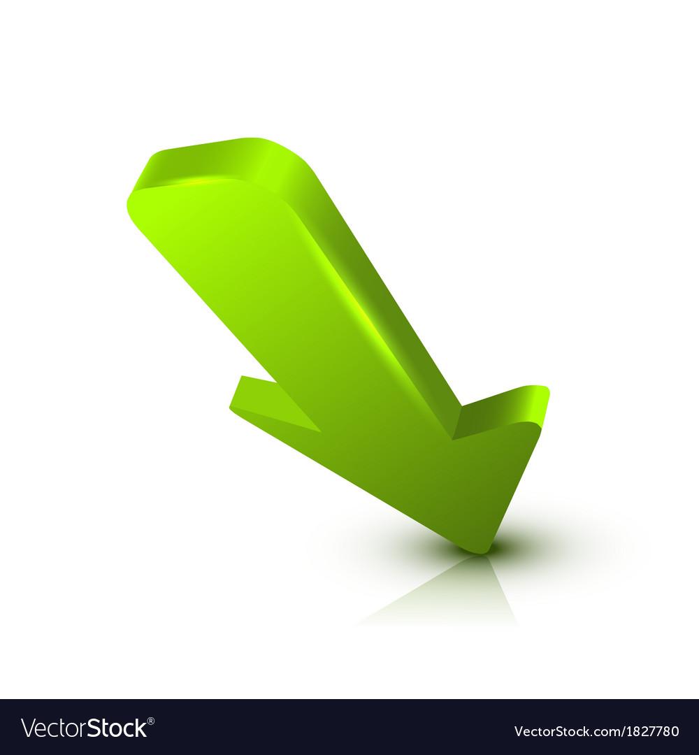 Arrow 3d vector   Price: 1 Credit (USD $1)