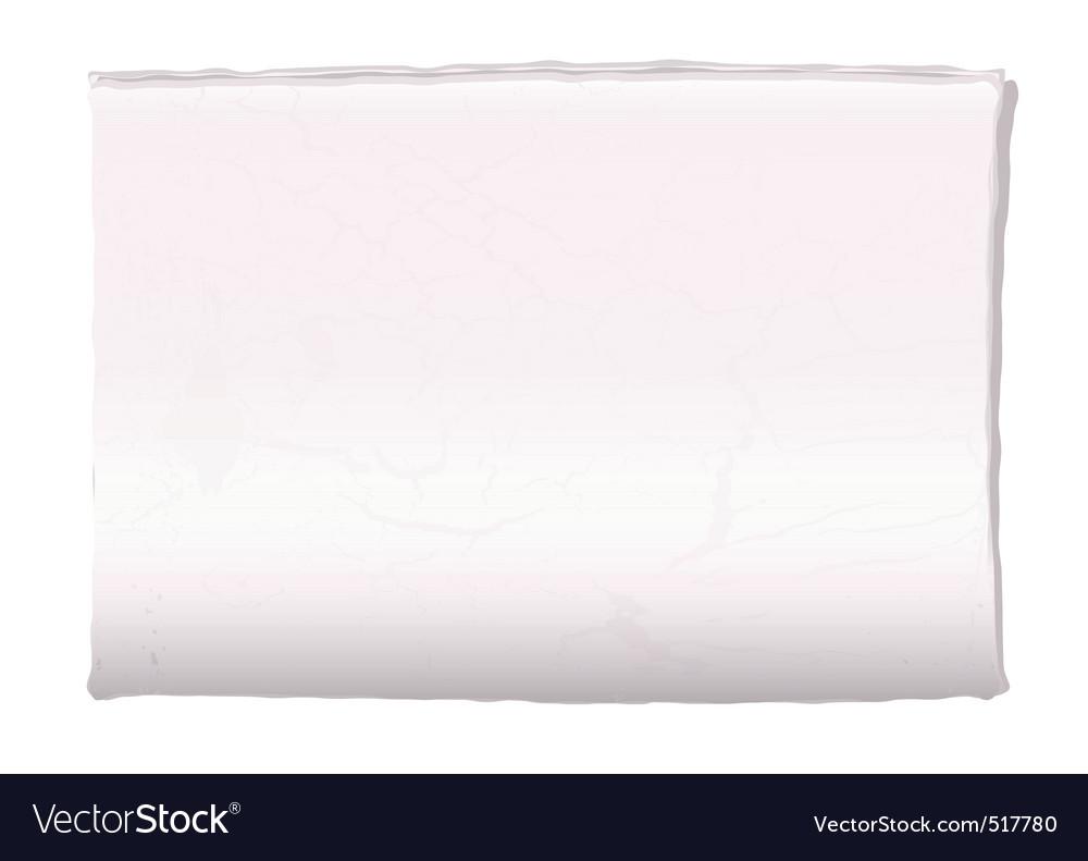 Blank newspaper vector | Price: 1 Credit (USD $1)