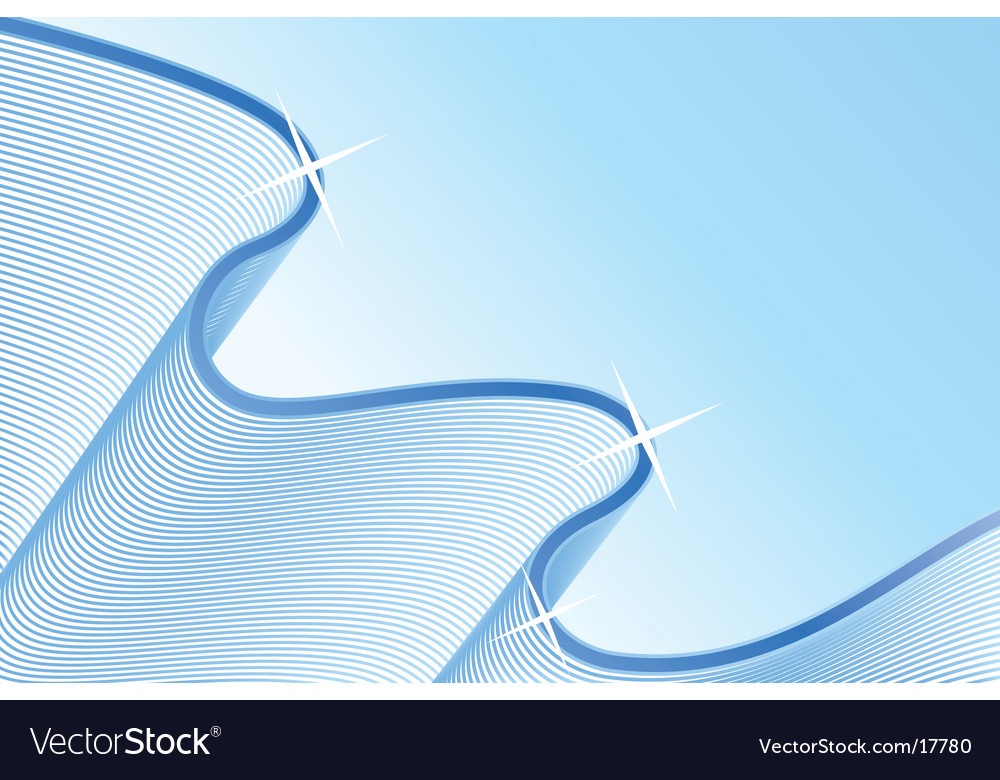 Lined curve vector | Price: 1 Credit (USD $1)