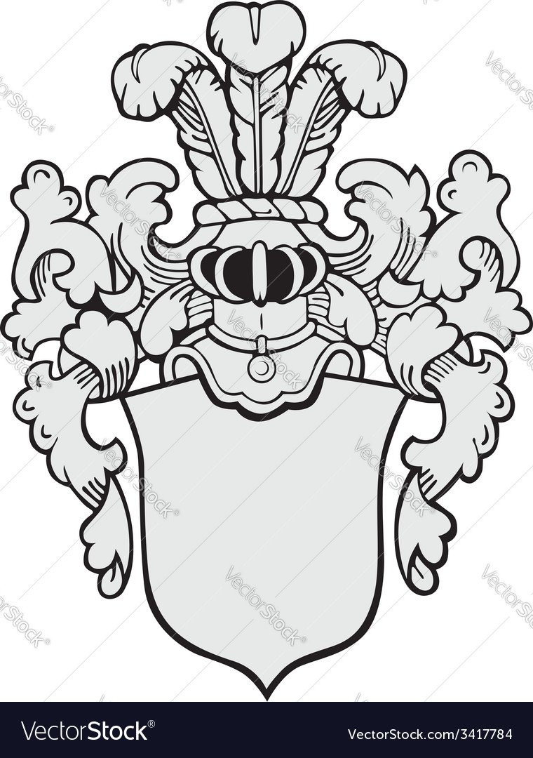 Aristocratic emblem no10 vector | Price: 1 Credit (USD $1)