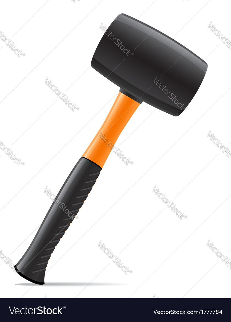 Tool hammer 03 vector | Price: 1 Credit (USD $1)