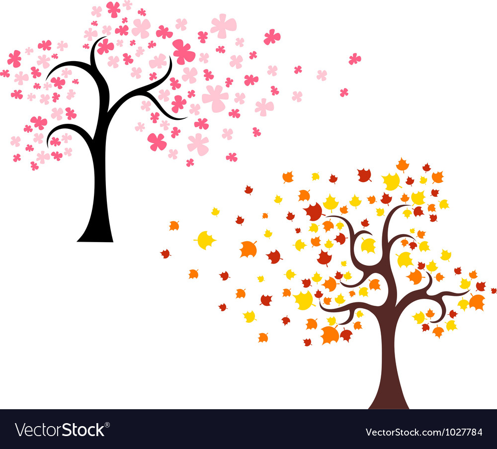 Tree set vector   Price: 1 Credit (USD $1)