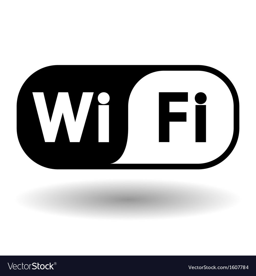 Wireless network symbol vector | Price: 1 Credit (USD $1)
