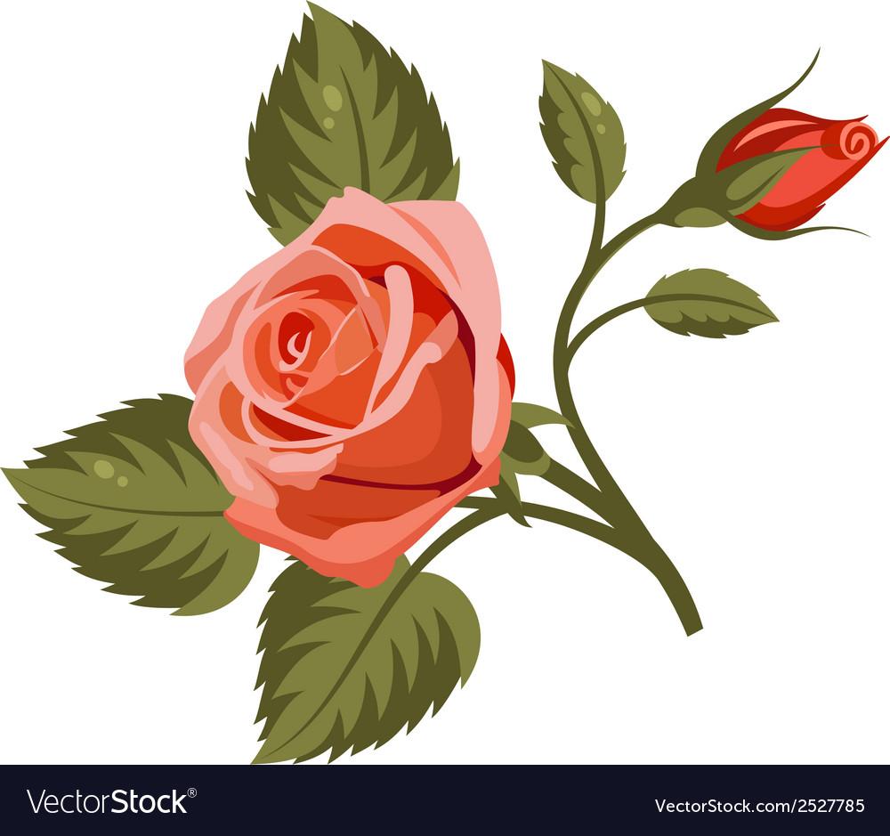 Flowers 3 vector | Price: 1 Credit (USD $1)