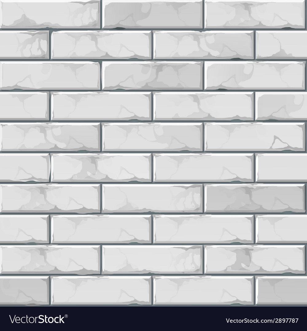 Brick wall background texture pattern vector | Price: 1 Credit (USD $1)
