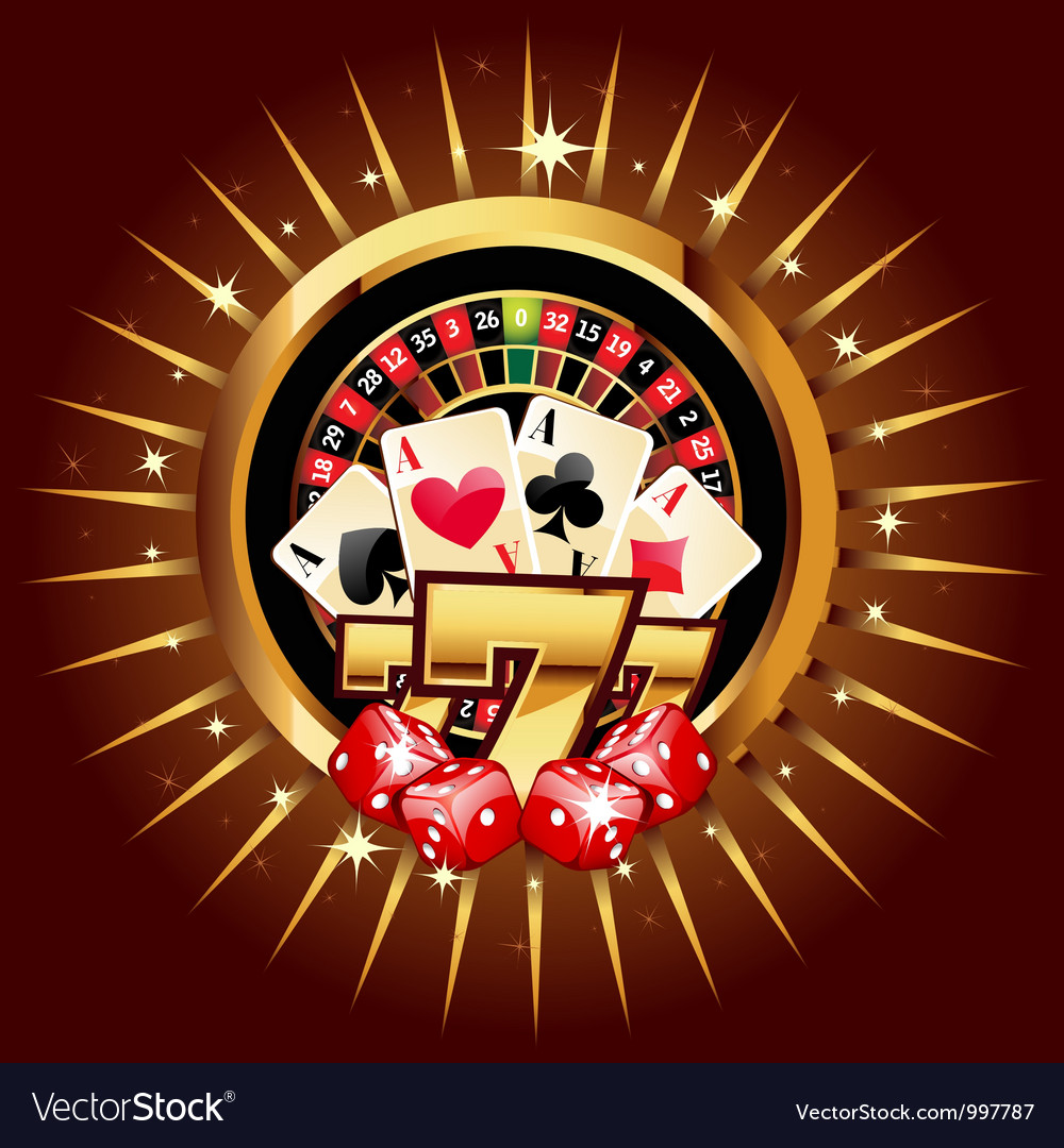 Roulette wheel vector | Price: 3 Credit (USD $3)