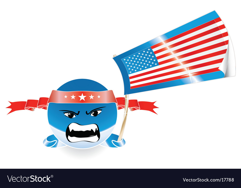 Patriotism vector | Price: 1 Credit (USD $1)