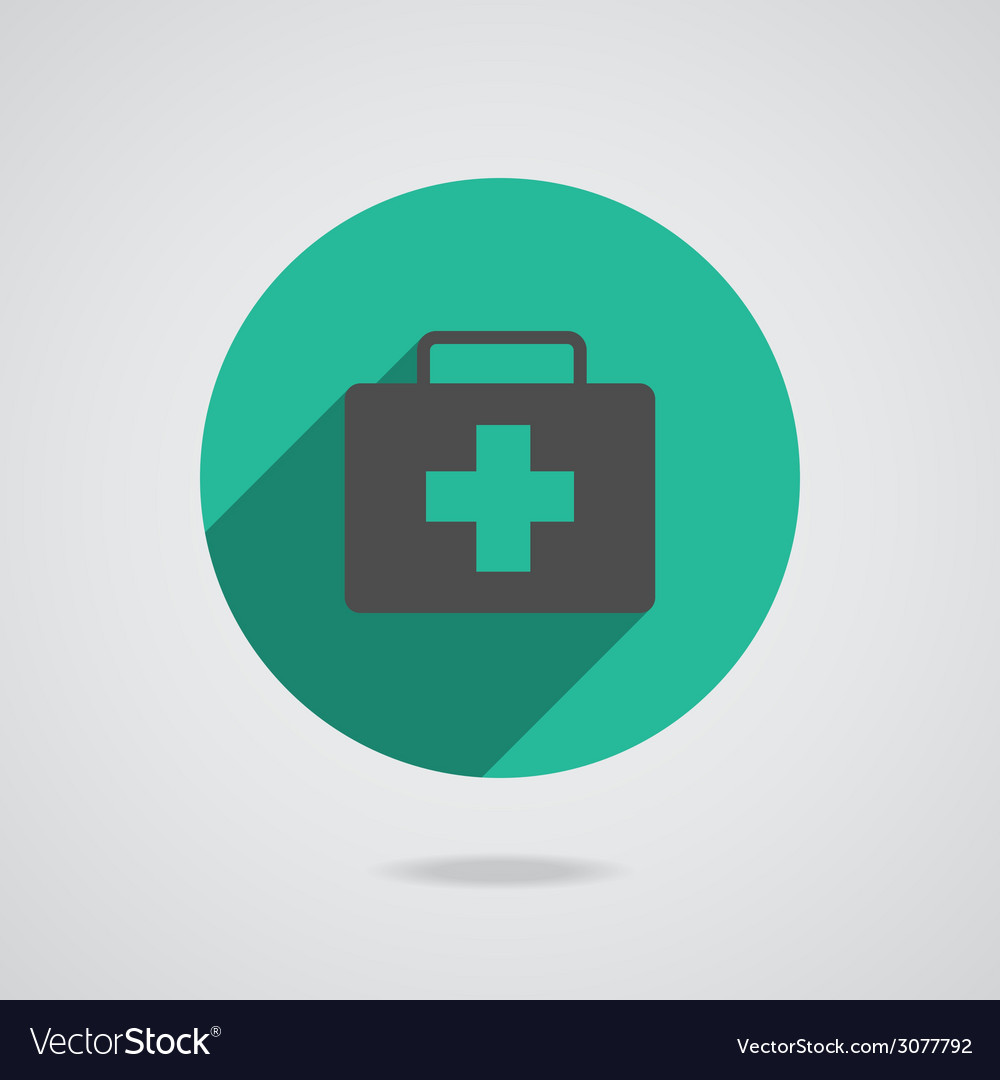 Medical black icon vector | Price: 1 Credit (USD $1)