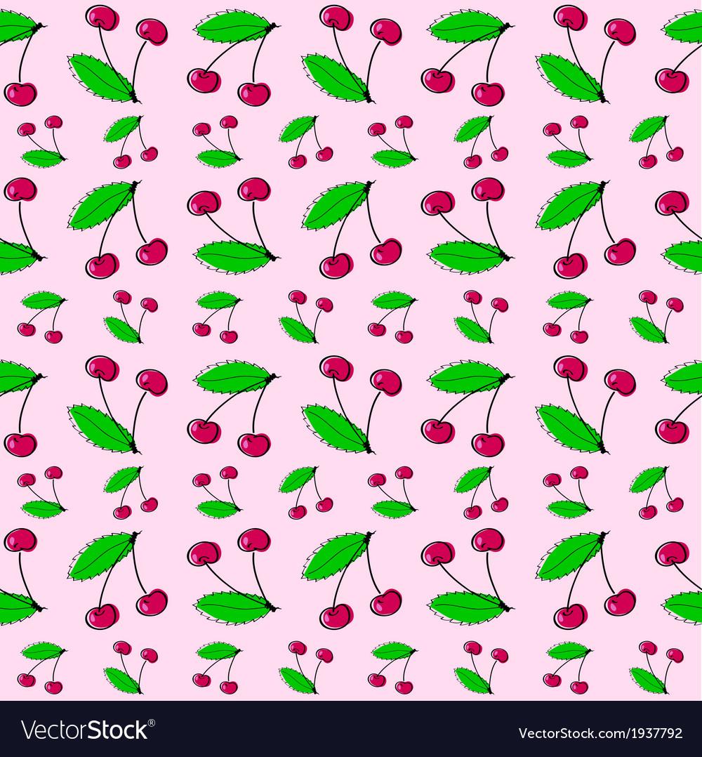 Sour cherries vector   Price: 1 Credit (USD $1)