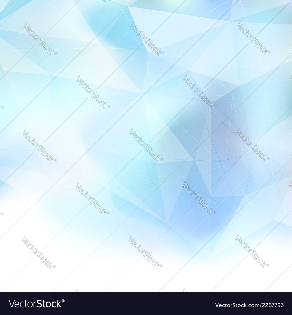 Abstract crystal structure background template vector | Price: 1 Credit (USD $1)
