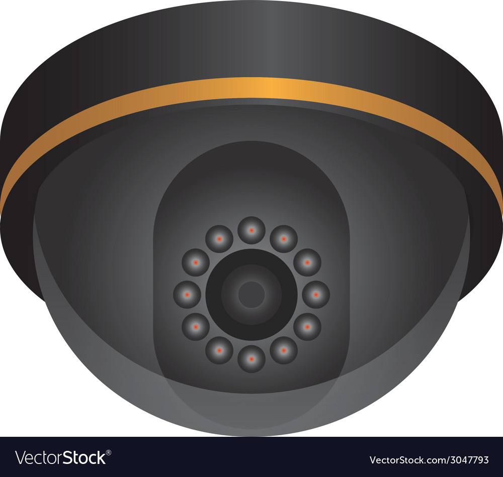 Ai10 cctv object top vector | Price: 1 Credit (USD $1)