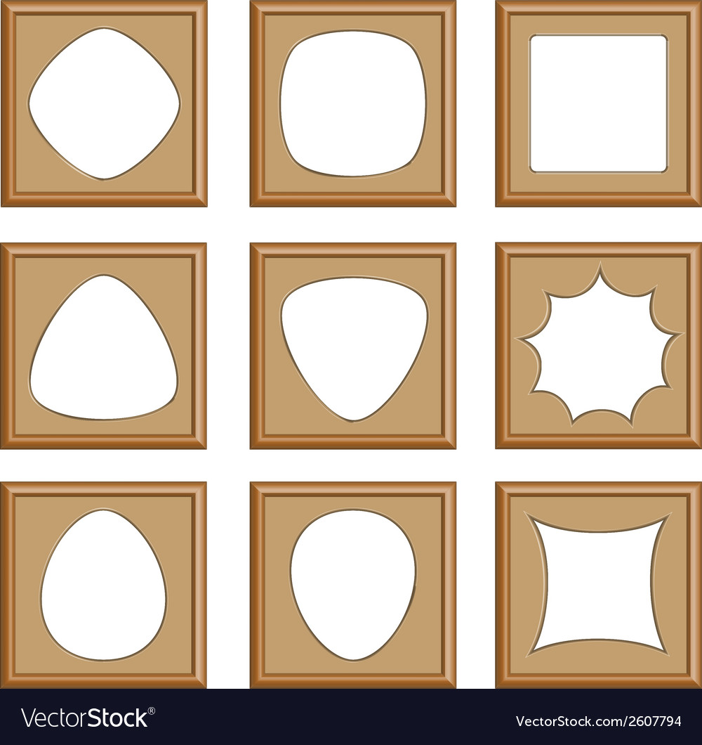 Frame mix style vector | Price: 1 Credit (USD $1)