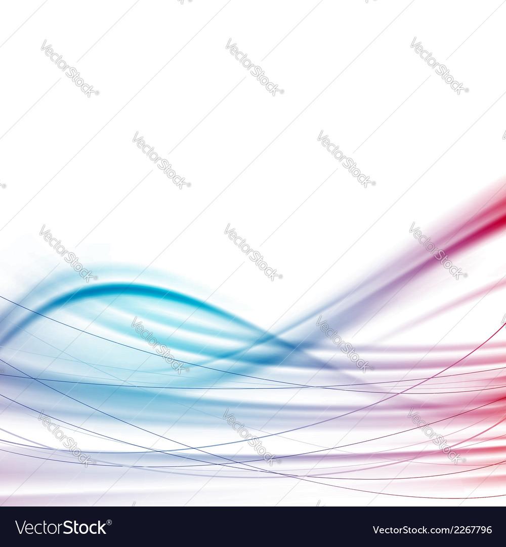 Modern power wave swoosh background vector | Price: 1 Credit (USD $1)