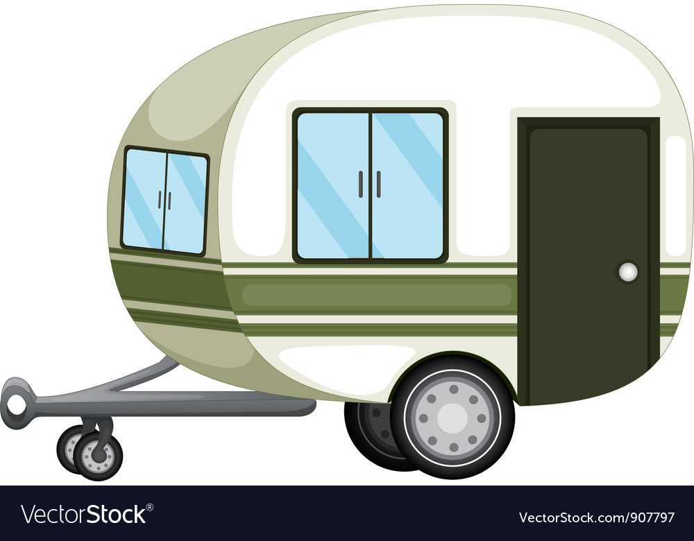 Caravan vector | Price: 3 Credit (USD $3)