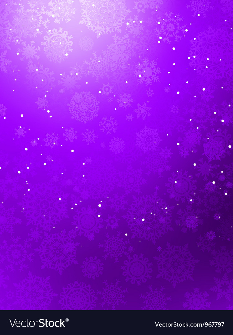 Christmas snowflakes background vector   Price: 1 Credit (USD $1)