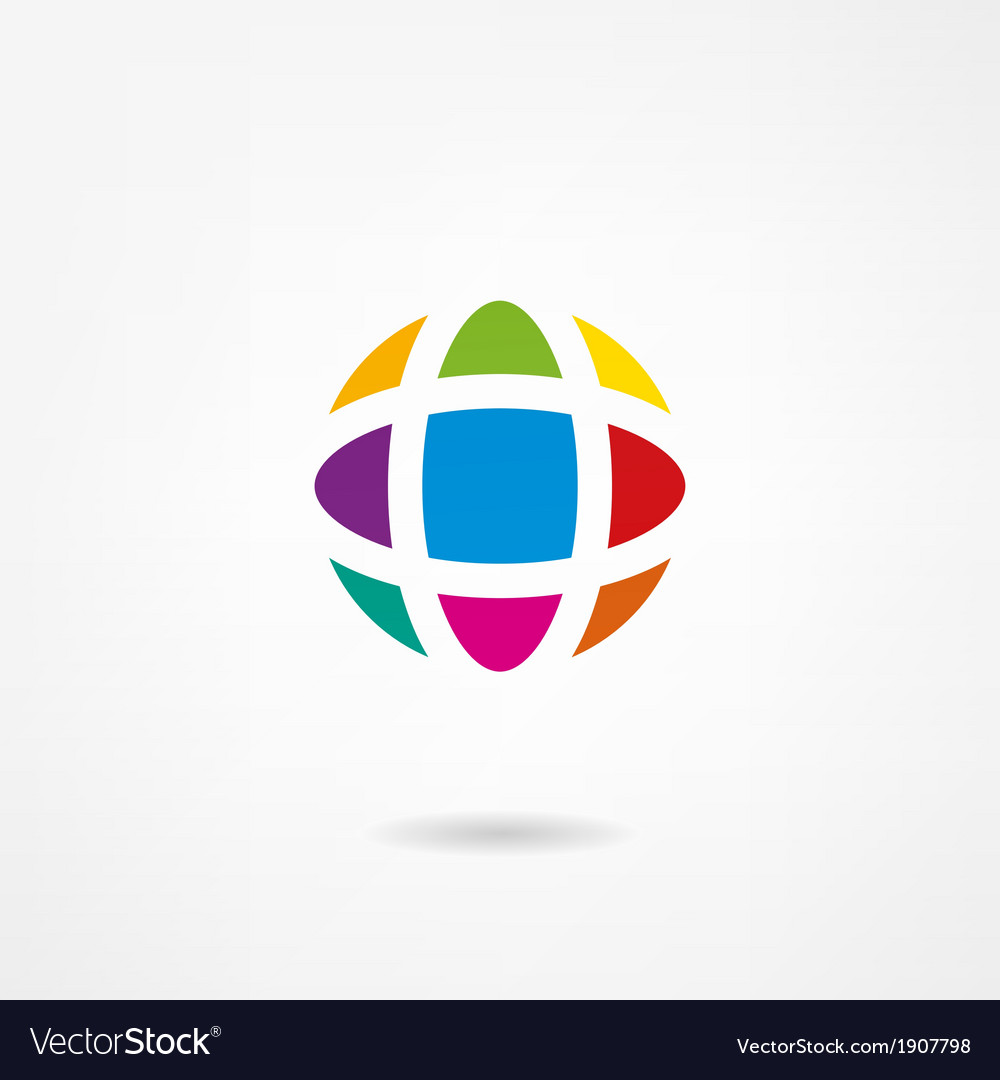 Planet icon vector | Price: 1 Credit (USD $1)