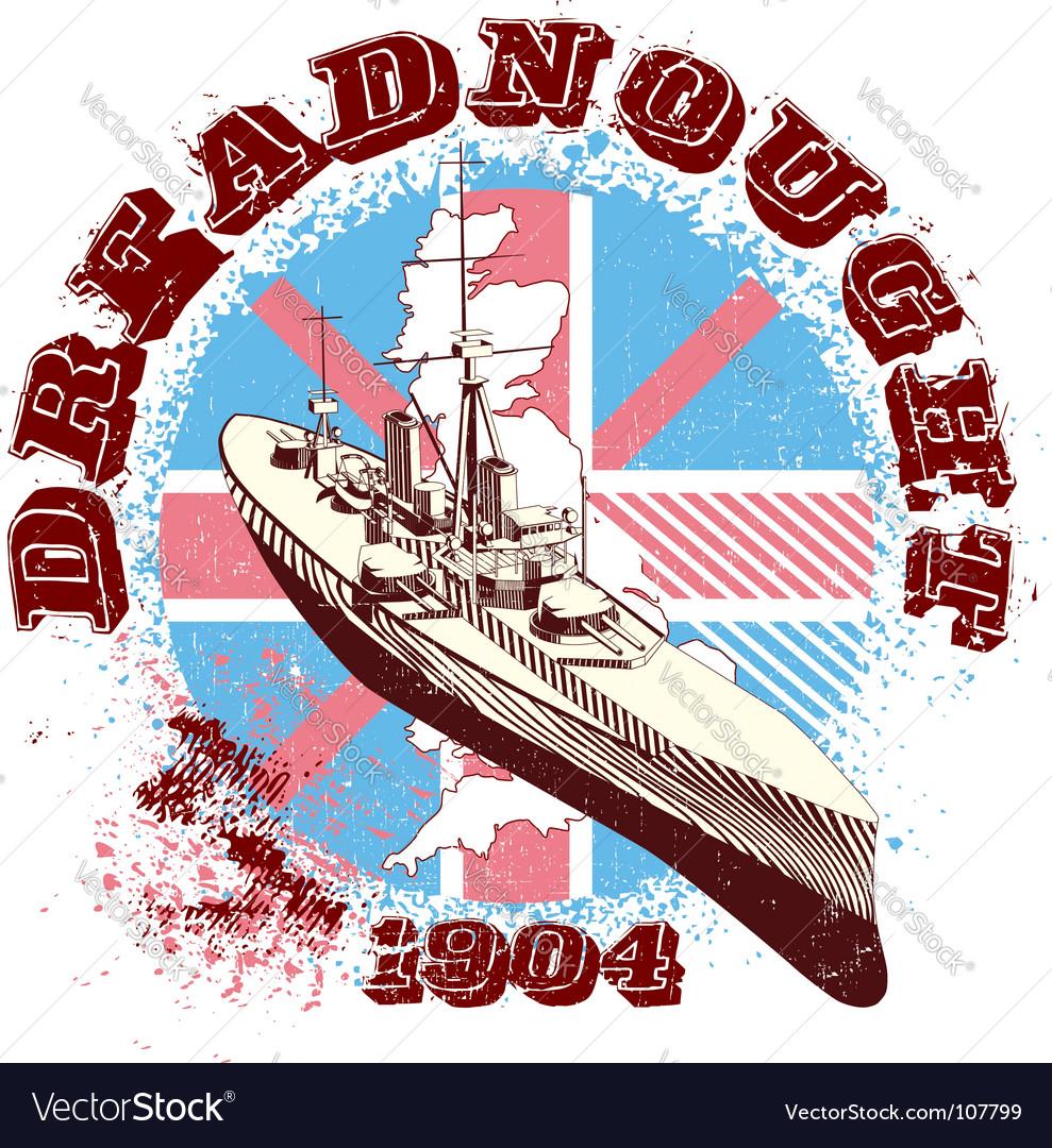 Dreadnought vector | Price: 1 Credit (USD $1)