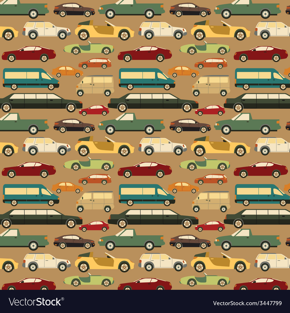 Passenger car background vector | Price: 1 Credit (USD $1)