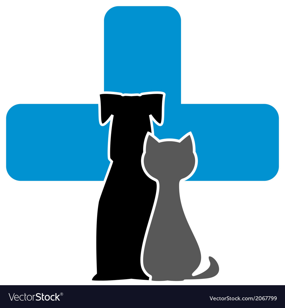 Veterinary care icon vector | Price: 1 Credit (USD $1)