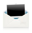 Envelope photo vector