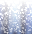Christmas sparkling background vector