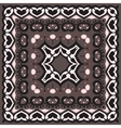 Bandana pattern vector