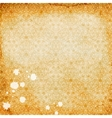 Abstract old grungy paper background with texture vector