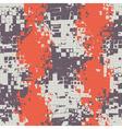 Shatter cubes vector