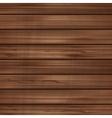 Wooden blank background vector