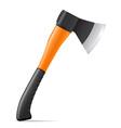 Tool axe 02 vector