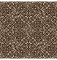 Brown seamless pattern vector