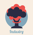 Industry signal design vector