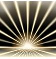 Light rays vector