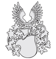 Aristocratic emblem no9 vector